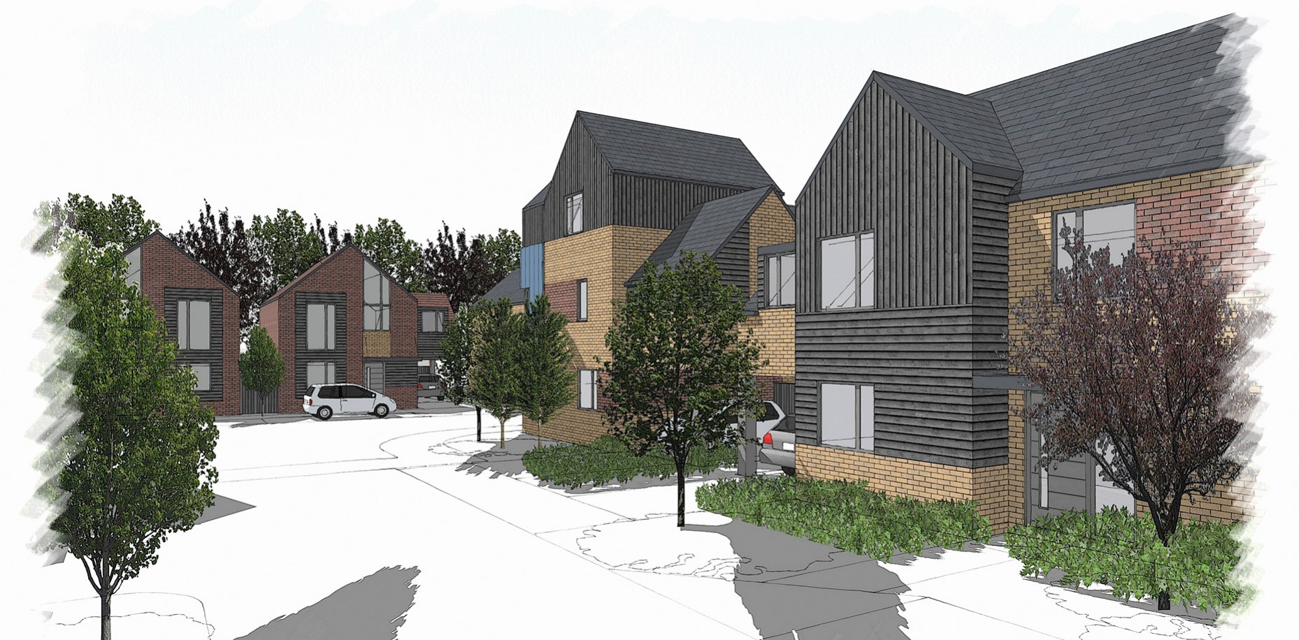 Planning Approved for 160 Houses On Former College Site, Ashford