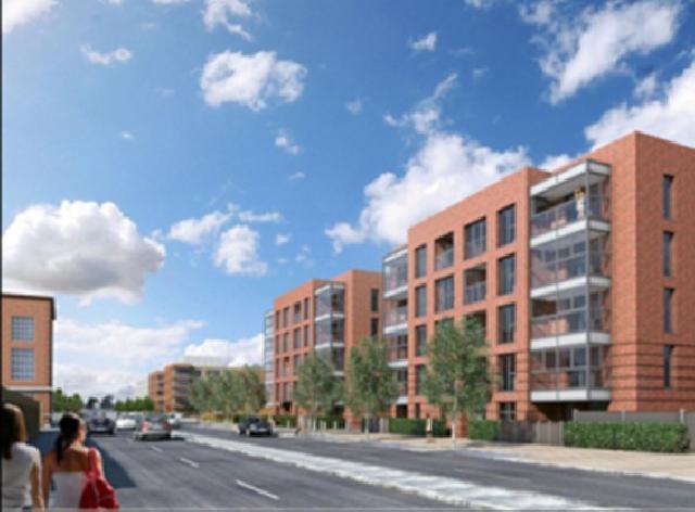 Corporation Street, Receive A Facelift Part of Housing Re-Development