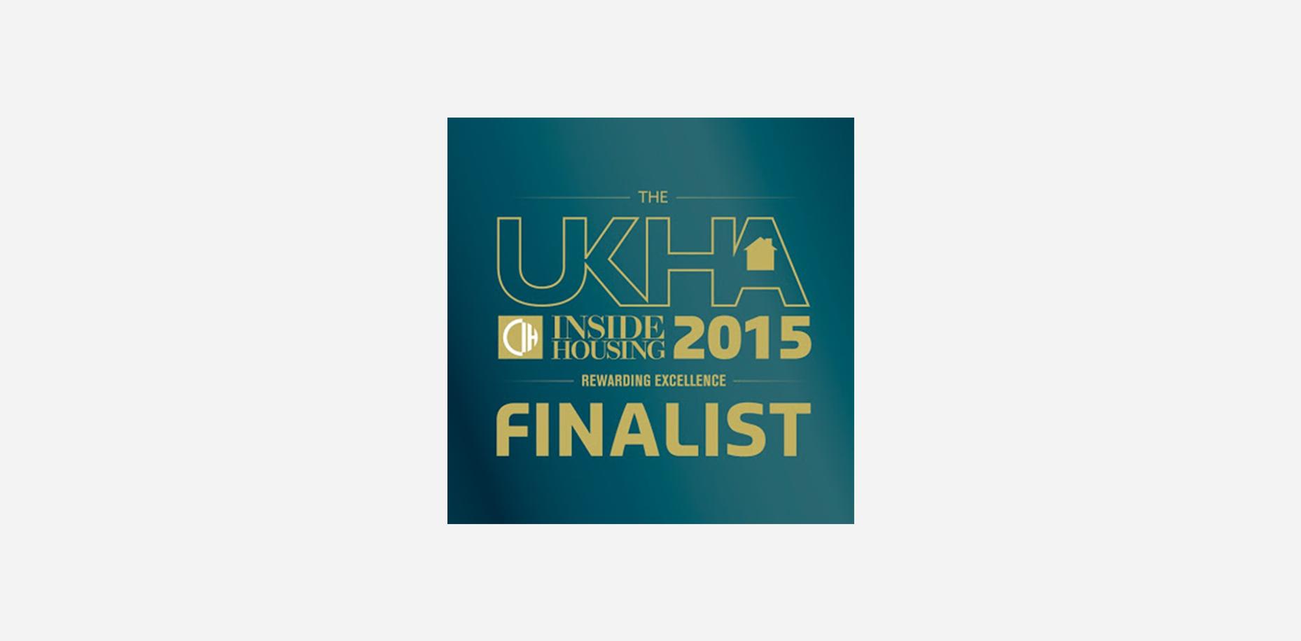 UK Housing Awards finalists