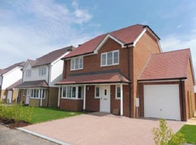 Four Bed Family Homes Released Early Due To Demand