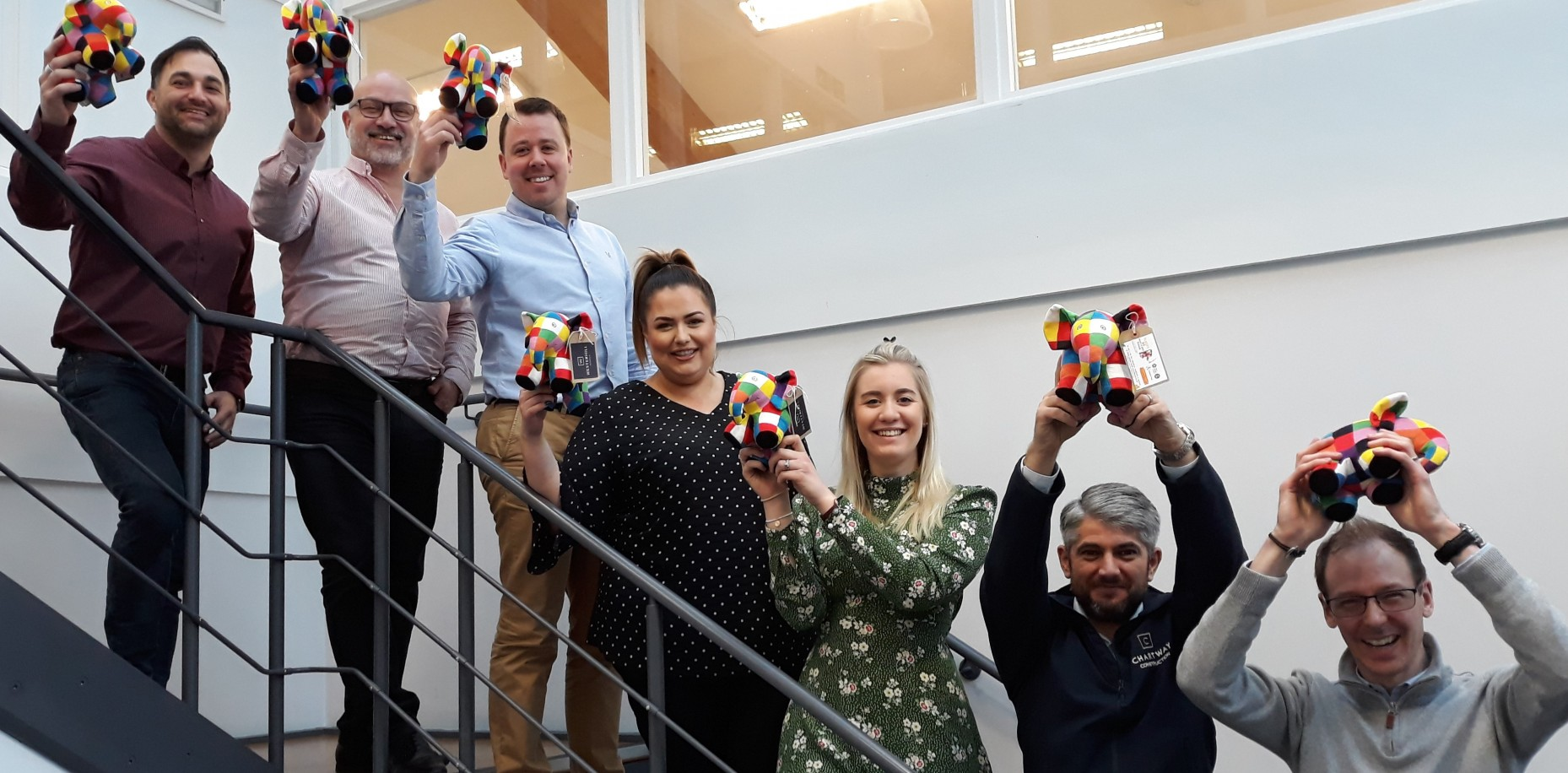 Westerhill Homes hits the trail as Official Presenting Partner for Elmer's Big Heart of Kent Parade