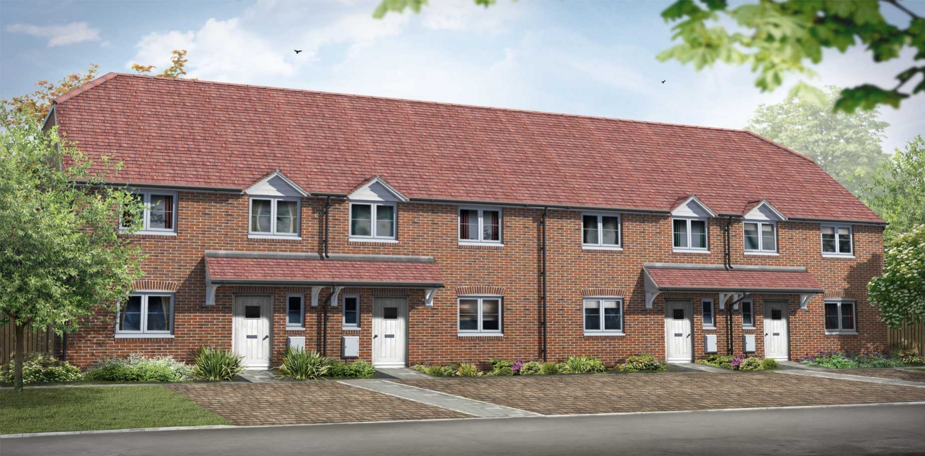 Preview Launch Of Three Bed Homes At Passmore Green, Maidstone